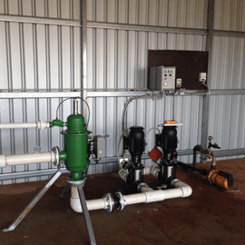 Irrigation Pump Set