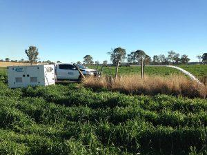 Bore Flow Testing in the South Burnett