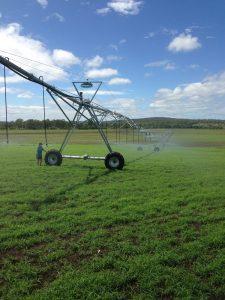 Broadacre Center Pivot Irrigation
