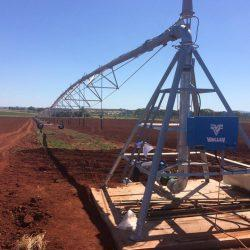 Broadacre Irrigation Center Pivot