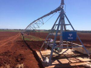 Broadacre Irrigation Center Pivot
