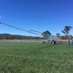 Broadacre Irrigation Boom Irrigator