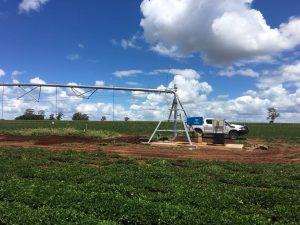Broadacre Irrigation Center Pivot Irrigation