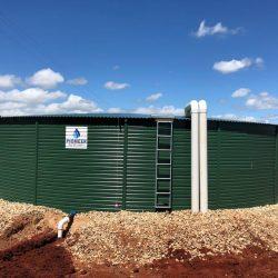 Poly Tanks & Solar Stock Water