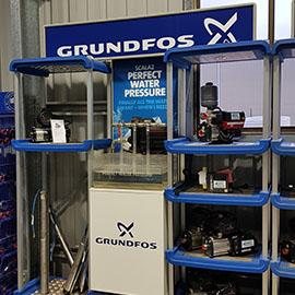 Grundfos Domestic Pressure Pumps